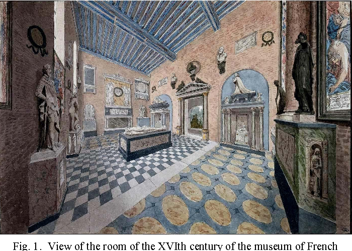 3D reconstruction for museums and scattered collections