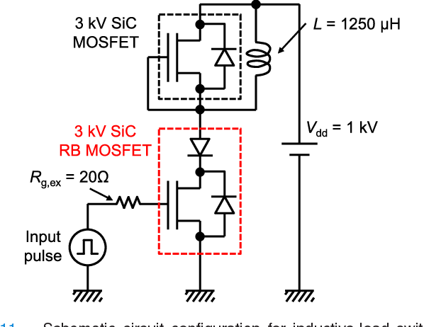 Figure 11 From High Temperature Characteristics Of 3 Kv 4h Sic Reverse Blocking Mosfet For High Performance Bidirectional Switch Semantic Scholar