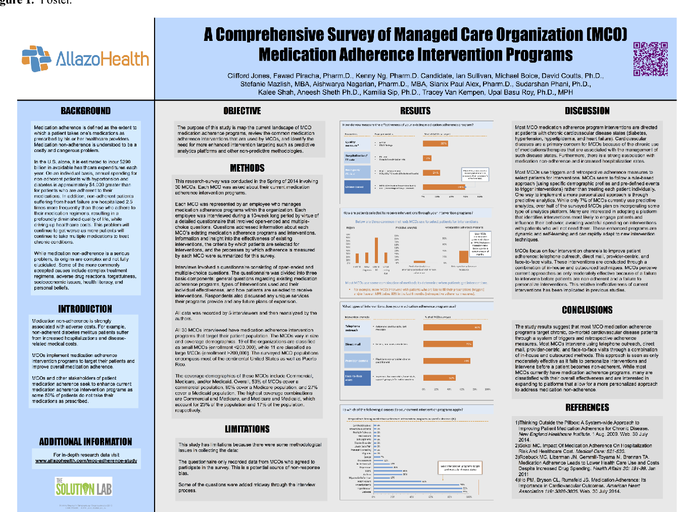 A comprehensive survey of managed care organization (MCO) medication  adherence intervention programs | Semantic Scholar