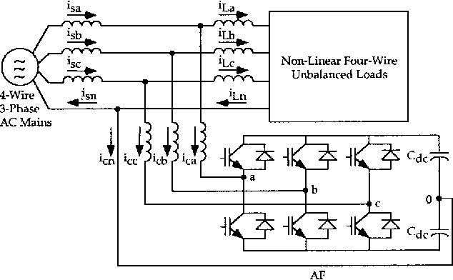 Pdf A Review Of Active Filters For Power Quality Improvement Semantic Scholar