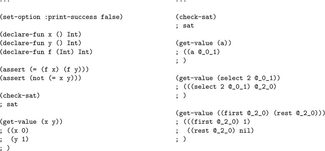 Figure 3 4 from The SMT-LIB Standard Version 2 0 - Semantic