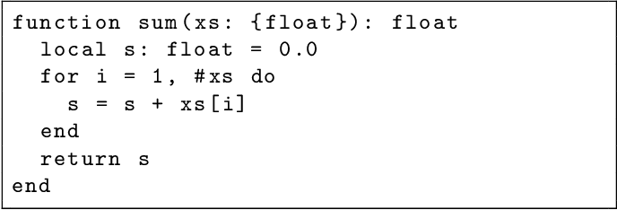 Figure 7 from Pallene: a statically typed companion language