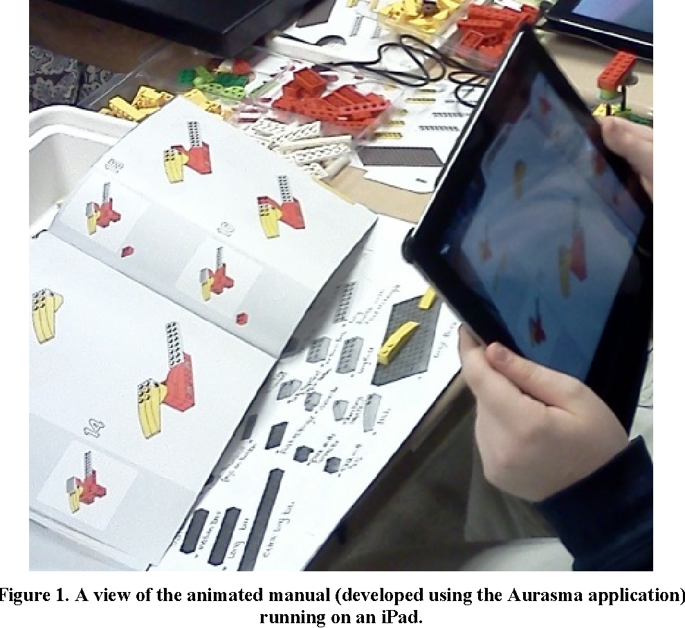 PDF] Augmenting a Child's Reality: Using Educational Tablet ...