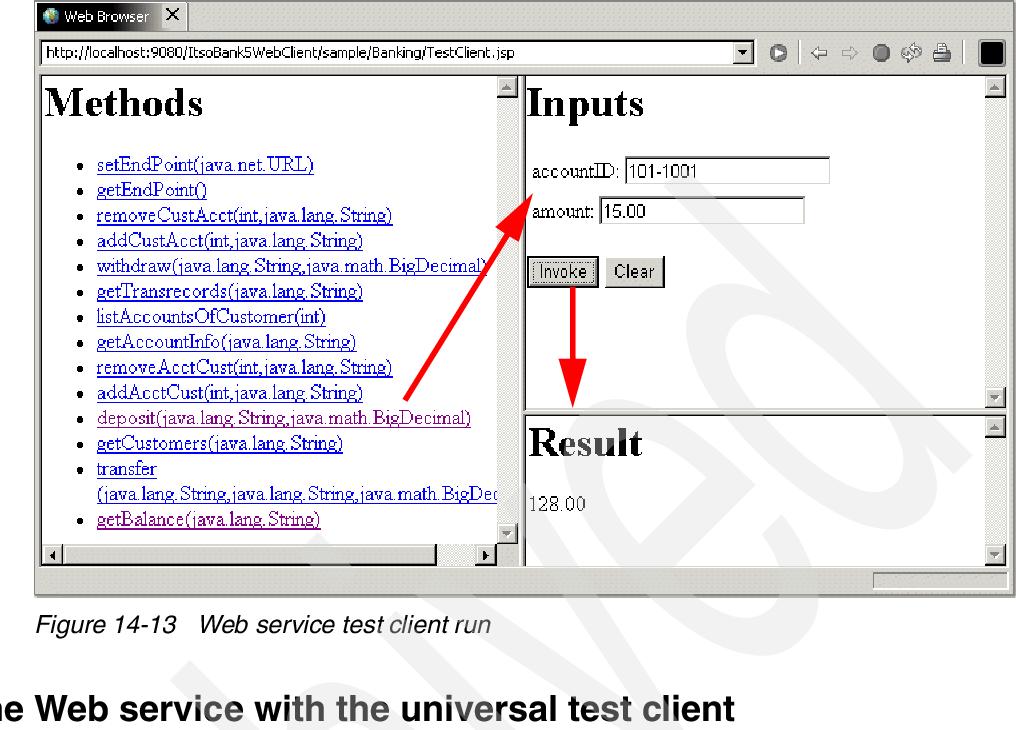 Figure 11-22 from Ejb 2 0 Development With Websphere Studio