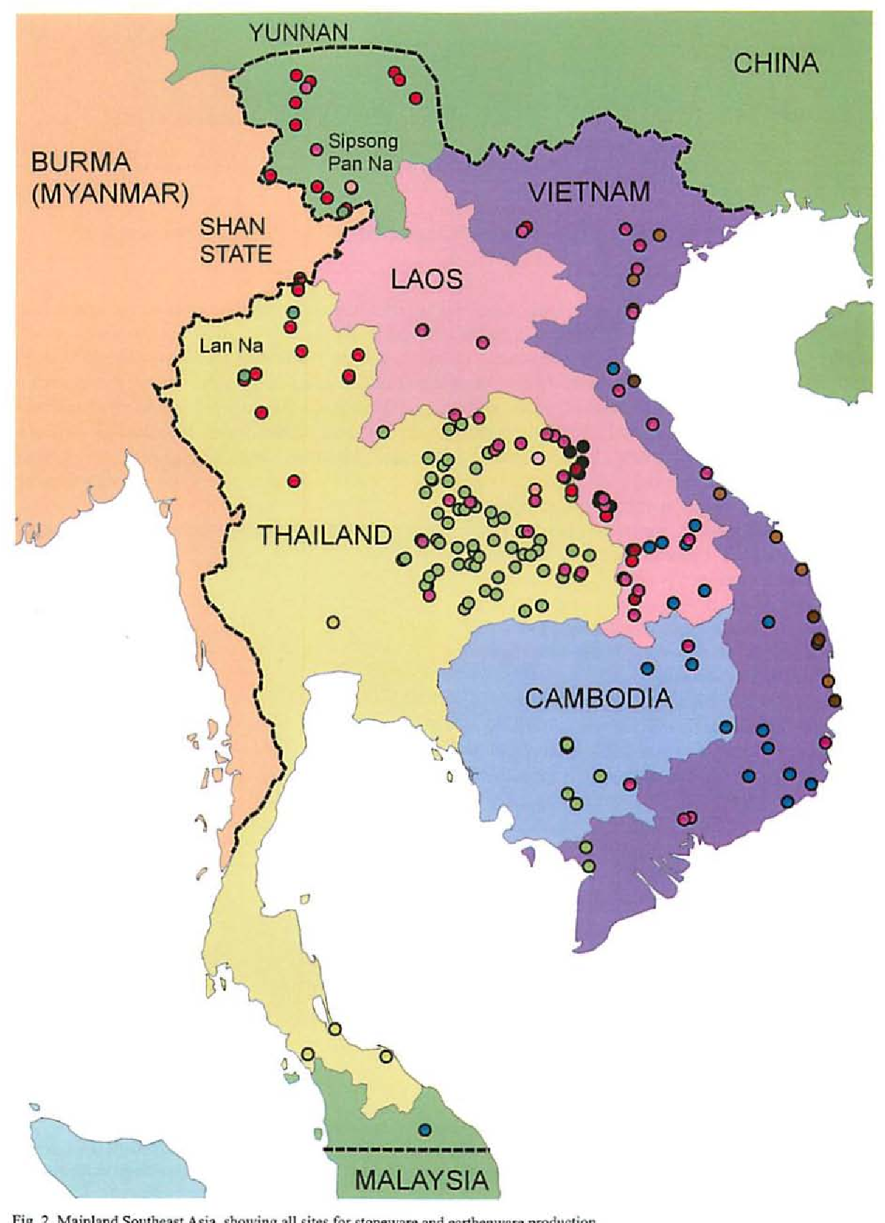Picture of: Pots And How They Are Made In Mainland Southeast Asia Semantic Scholar