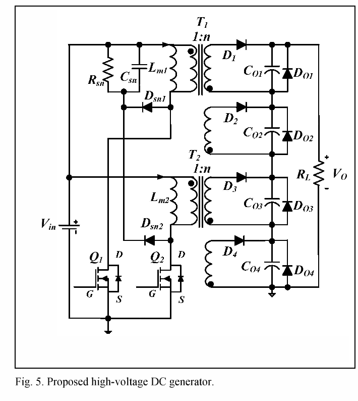 Figure 5 from High-voltage input and low-voltage output