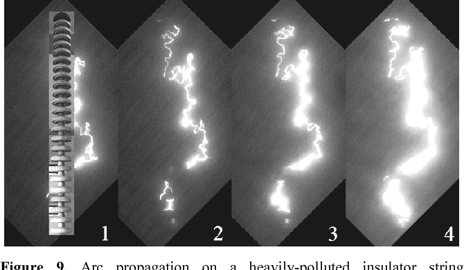 Figure 9 from Effect of arcing on DC flashover performance