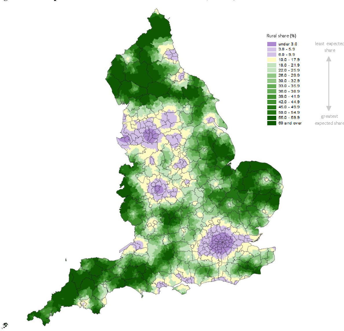 PDF] Urban and Rural Classification of English Local