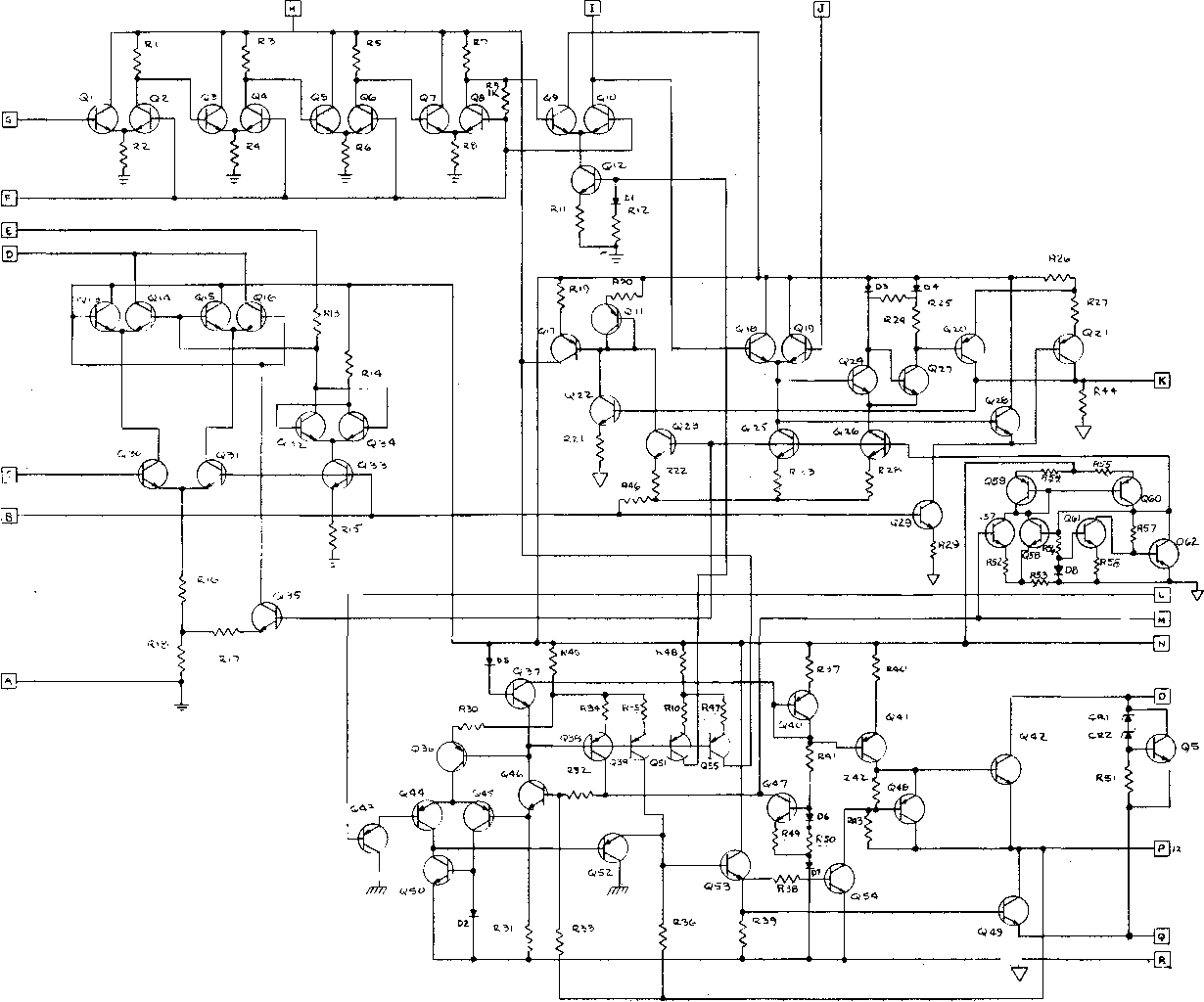 Figure 2 from A Single Chip AM/FM Integrated Circuit Radio