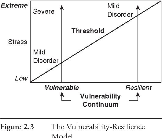PDF Vulnerability-Stress Models | Semantic Scholar