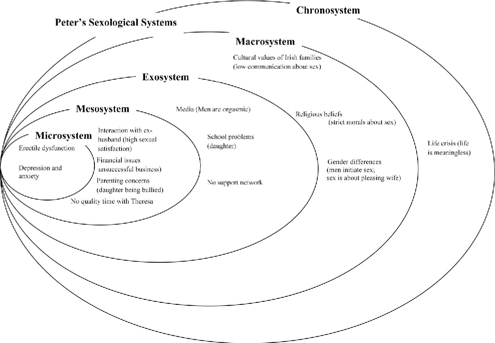Sexological Systems Theory: an ecological model and