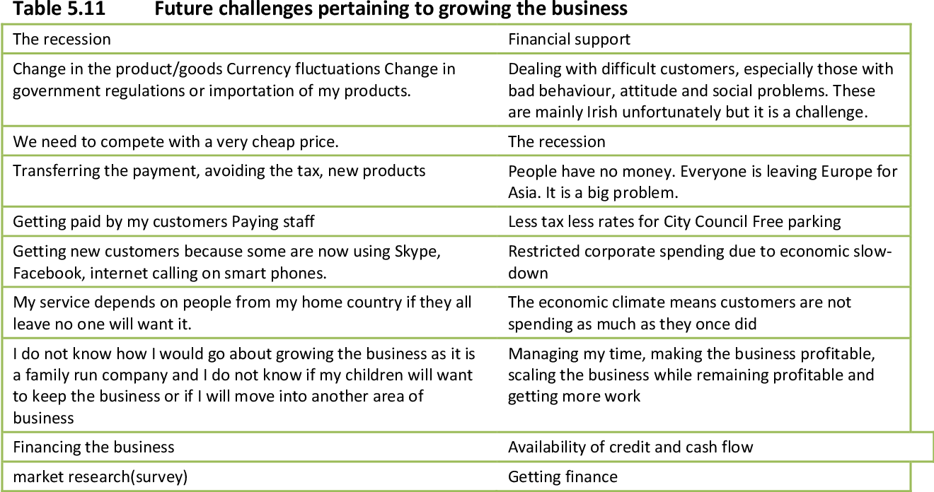An examination of ethnic entrepreneurship in the mid-west region ...