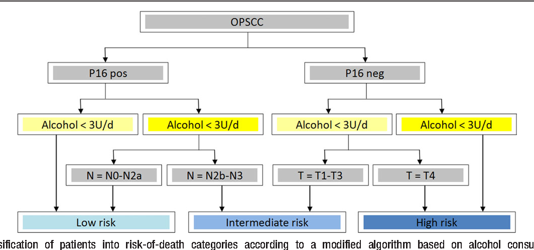 Figure 2 from Impact of p16, p53, smoking, and alcohol on