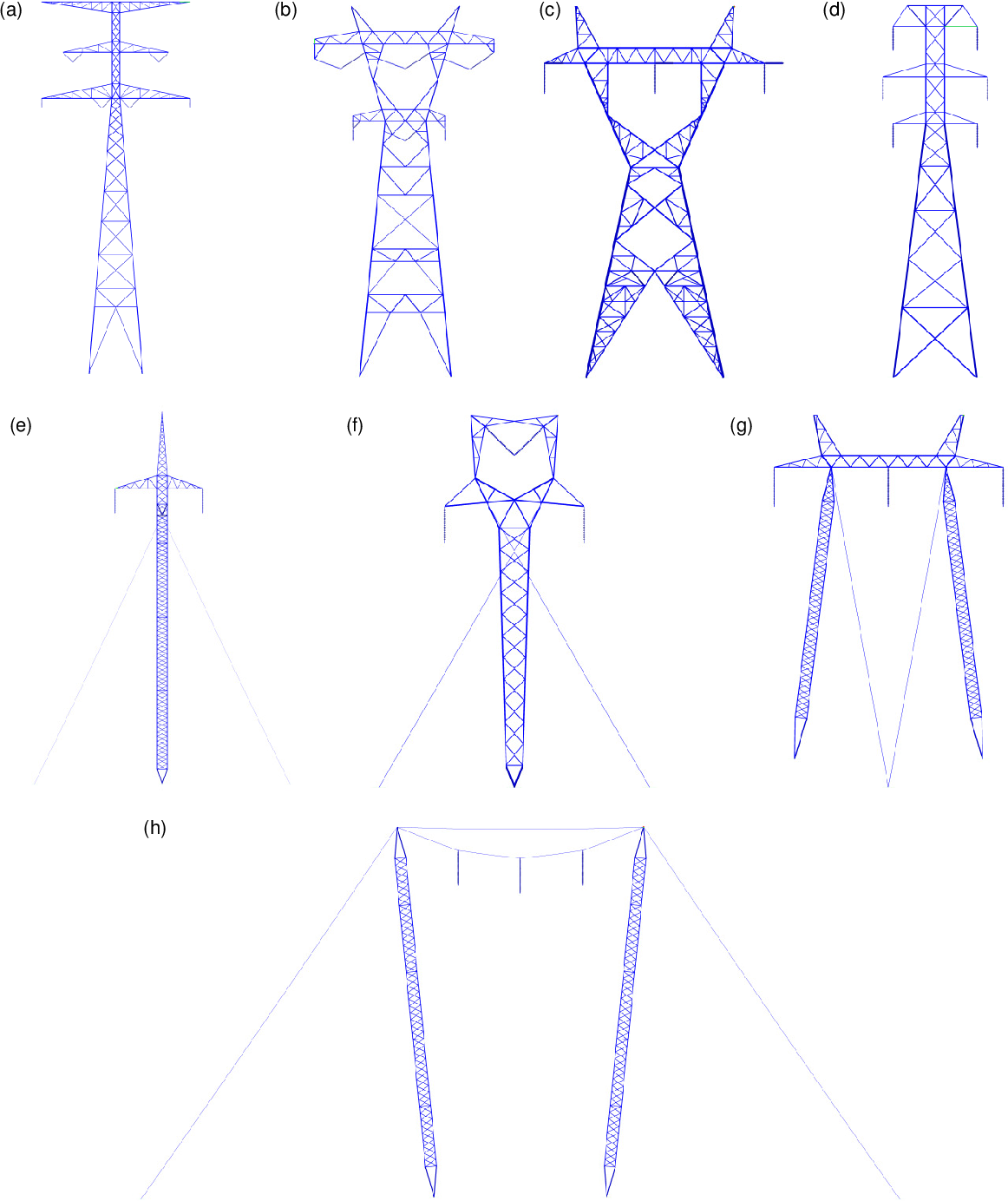 Pdf Seismic Response Of Transmission Line Guyed Towers With And Without The Interaction Of Tower Conductor Coupling Semantic Scholar