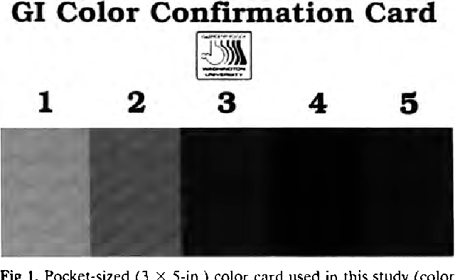 Amazing Figure 1 From An Objective Measure Of Stool Color For Gmtry Best Dining Table And Chair Ideas Images Gmtryco