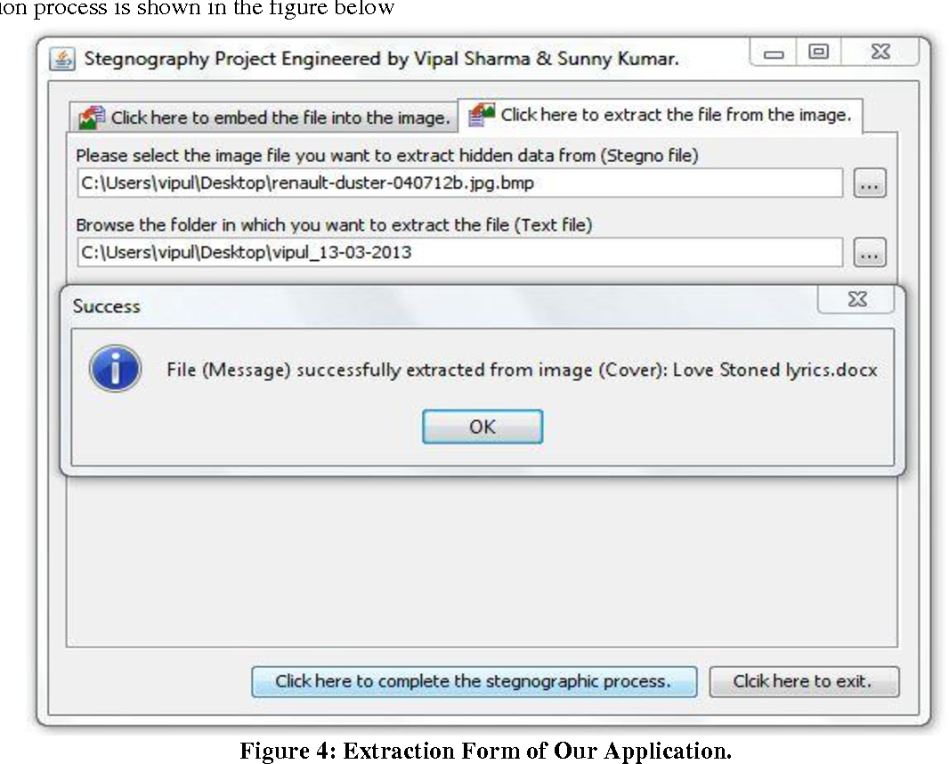 PDF] A New Approach to Hide Text in Images Using