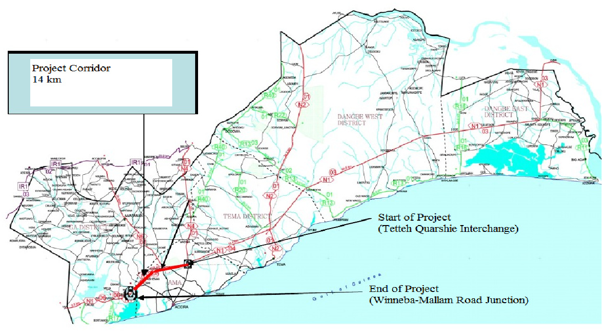 Figure 8 from Road user safety on the National Highway 1 (N1 ... on khartoum sudan map, addis ababa map, nairobi kenya map, ghana world map, greater accra map, ghana street map, osu ghana map, malabo equatorial guinea map, legon ghana map, kampala-uganda map, grand trunk road india map, lagos nigeria map, ethiopia yemen map, ghana flag map, cape town south africa map, ghana geological map, west africa map, abidjan ivory coast map, tripoli libya map,
