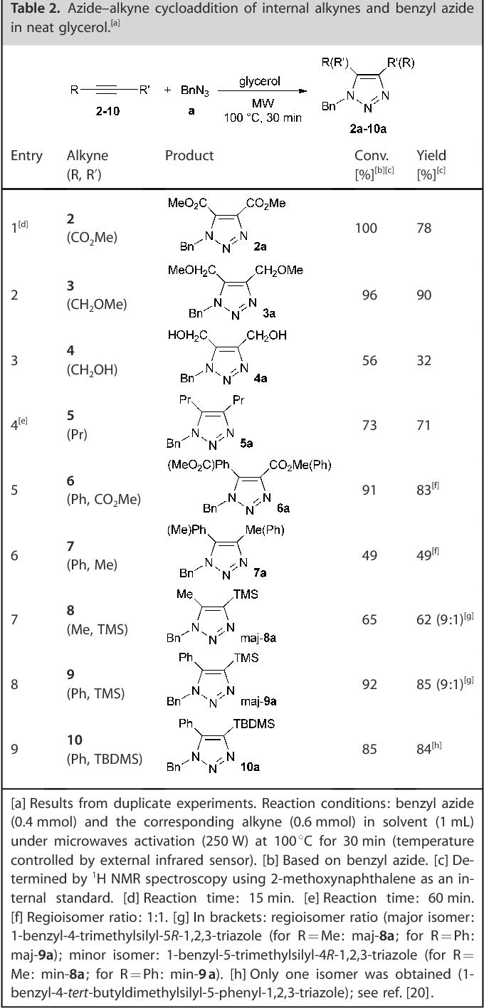 PDF] Metal Free Intermolecular Azide Alkyne Cycloaddition Promoted ...