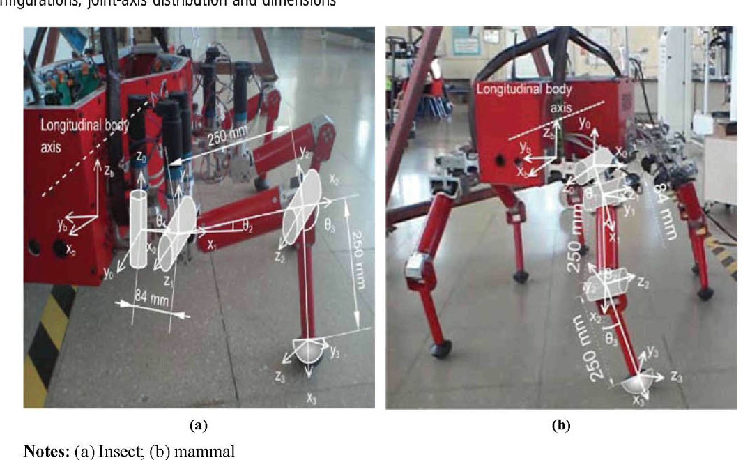PDF] Analyzing energy-efficient configurations in hexapod