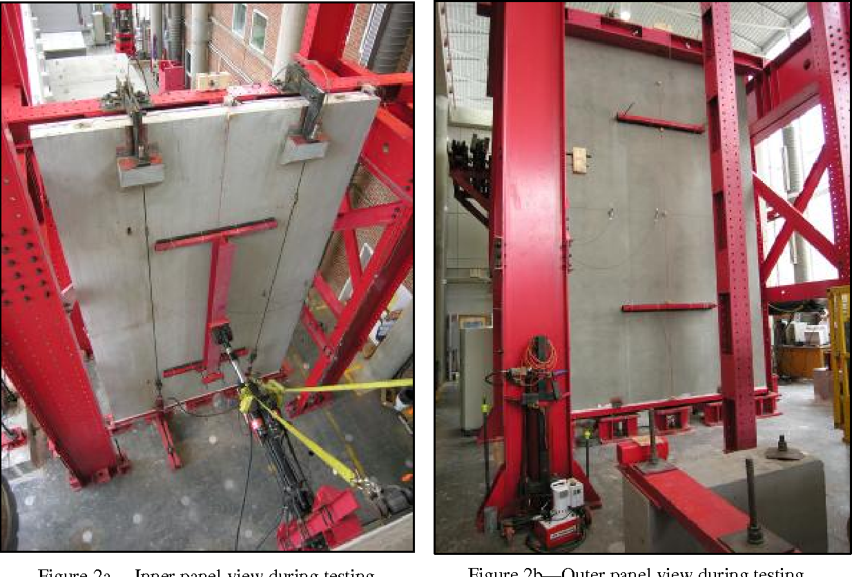Figure 2 from FRP Shear Transfer Mechanism for Precast ...