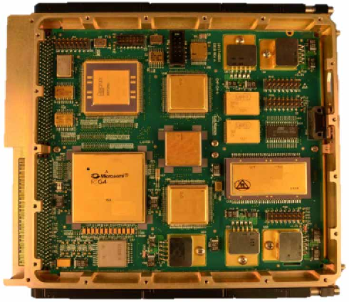 Onboard Processing With Hybrid and Reconfigurable Computing