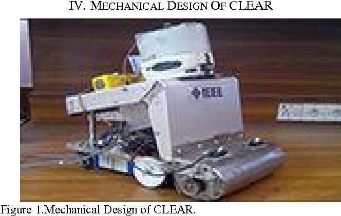 PDF] Smart Floor Cleaning Robot ( CLEAR ) - Semantic Scholar