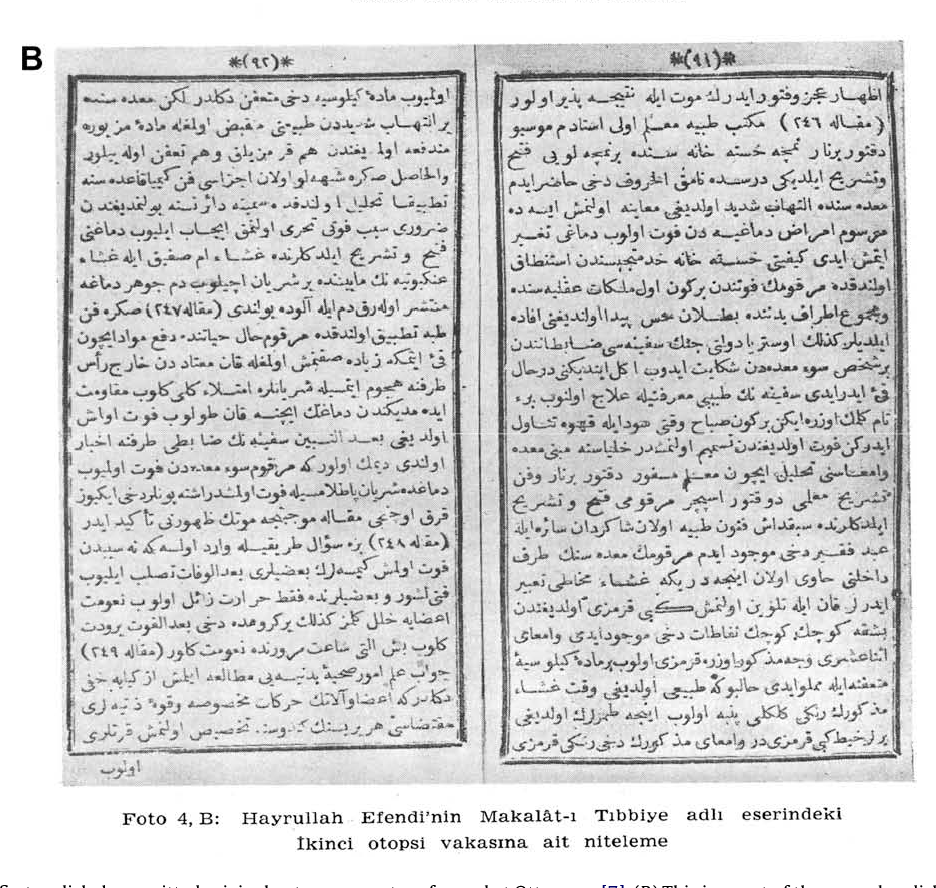 Figure 1 From History Of Forensic Medicine In Turkey Semantic Scholar