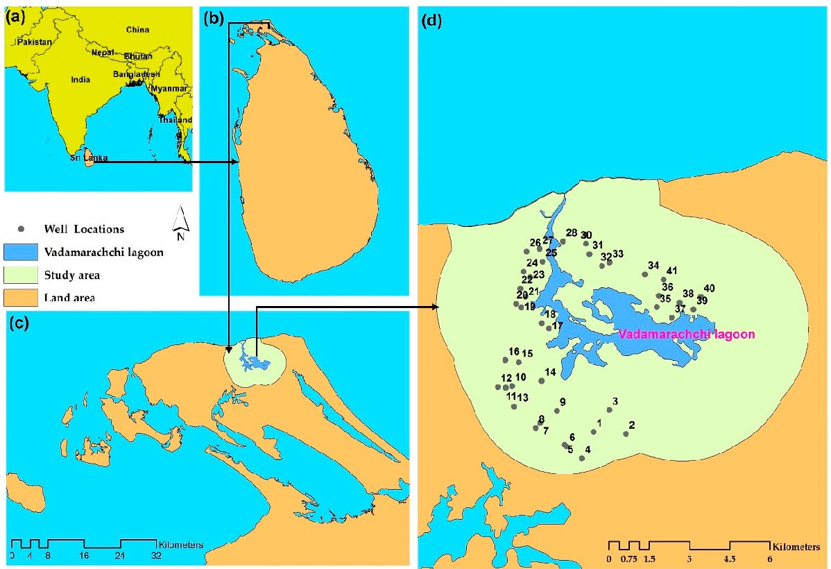 Figure 2 from Application of Geospatial Techniques for ...
