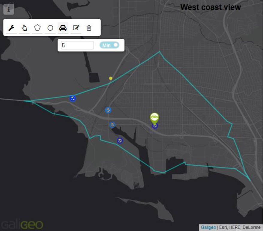 Drive Time Locations >> Figure 7 From 1 Location Discovery Data Warehouse Tuning