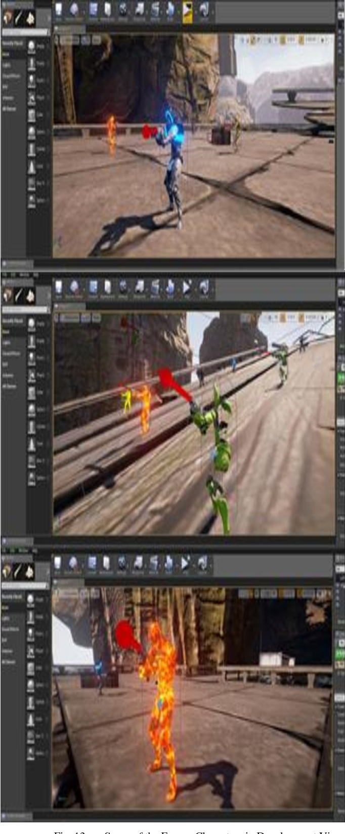 Pdf Applied Artificial Intelligence In 3d Game Hysteria Using Unreal Engine4 Semantic Scholar