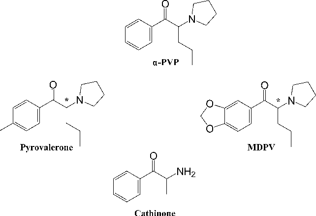 """Figure 2 from α-PVP (""""flakka""""): a new synthetic cathinone"""