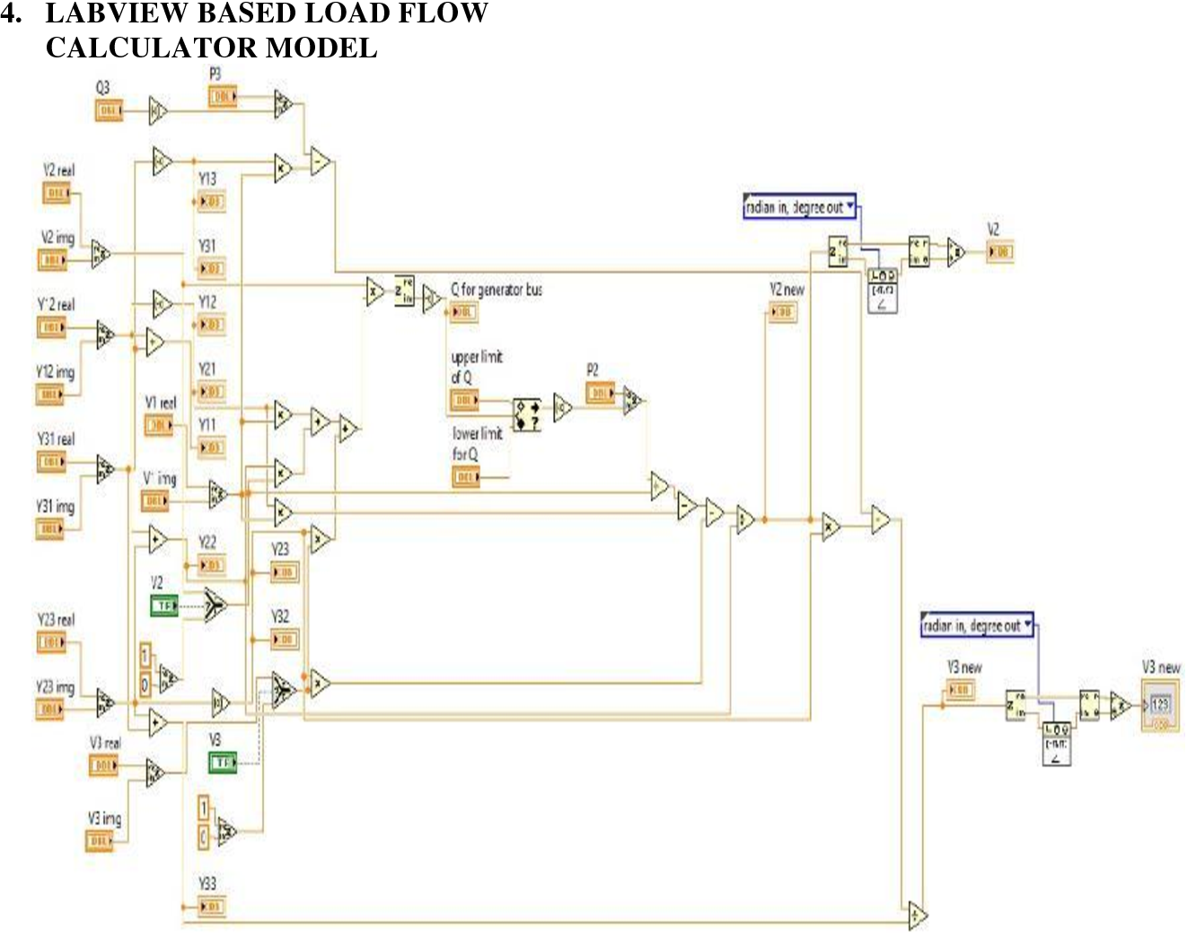 PDF] Lab VIEW based Simple Load Flow Calculator Model for