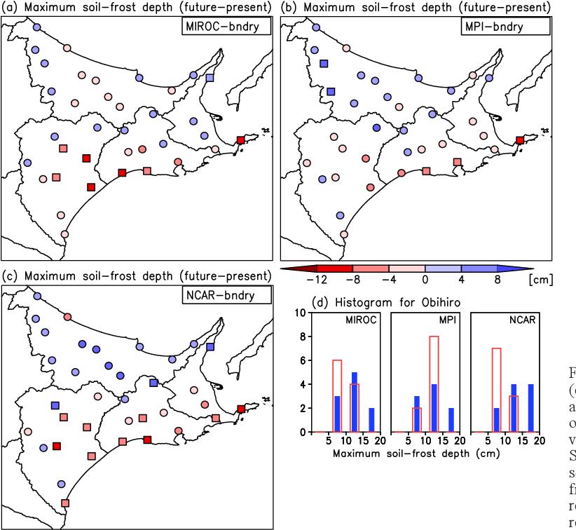 PDF] Soil-Frost Depth Change in Eastern Hokkaido under +2 K ...