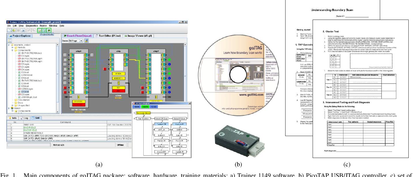 PDF] Open-Source JTAG Simulator Bundle for Labs - Semantic