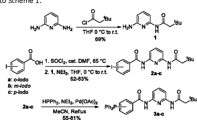 Pdf Supramolecular Bidentate Phosphine Ligand Scaffolds From Deconstructed Hamilton Receptors Semantic Scholar