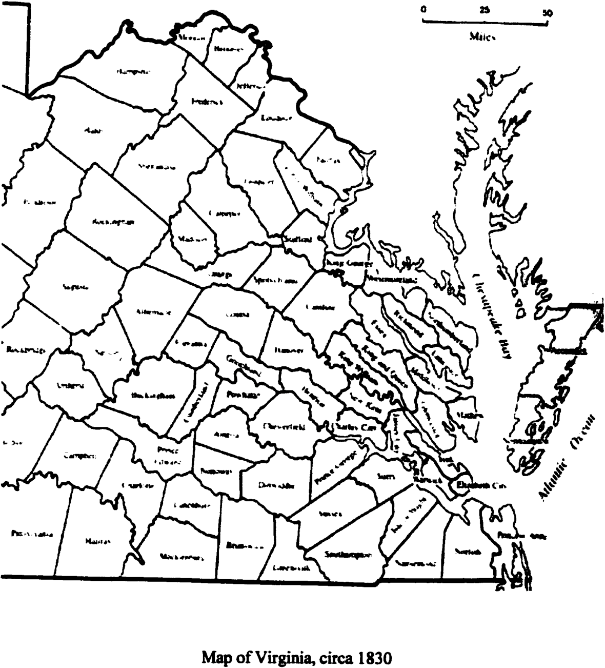 PDF] Three generations of planter -businessmen: The Tayloes ... on map of virginia in 1825, map of virginia historical sites, map of virginia ohio, map of virginia in 1850, map of virginia in 1860, map of virginia in 1822, map of virginia va,