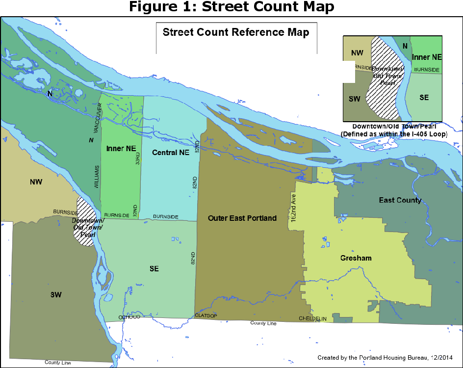 PDF] 2017 Point-In-Time: Count of Homelessness in Portland