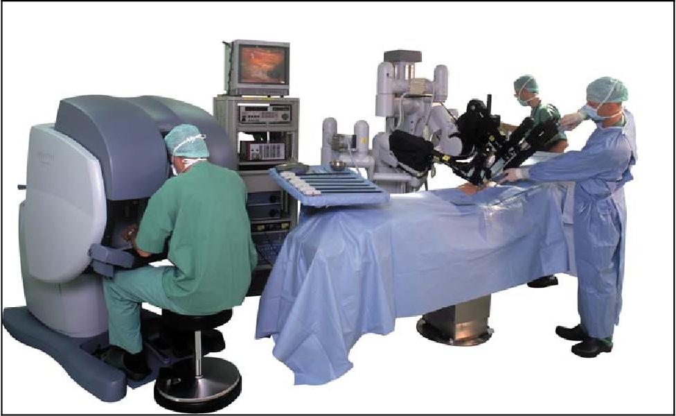 Pdf Robotic Assisted Laparoscopic Radical Prostatectomy An