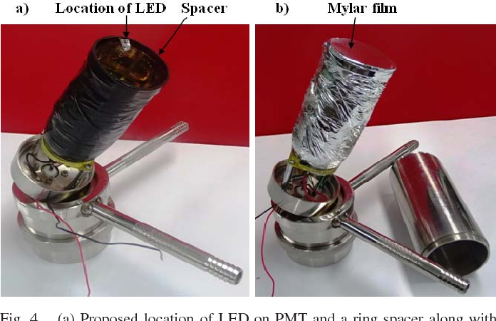 Remote Online Performance Evaluation of Photomultiplier Tube
