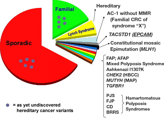 Figure 1 From Practical Genetics Of Colorectal Cancer Semantic Scholar