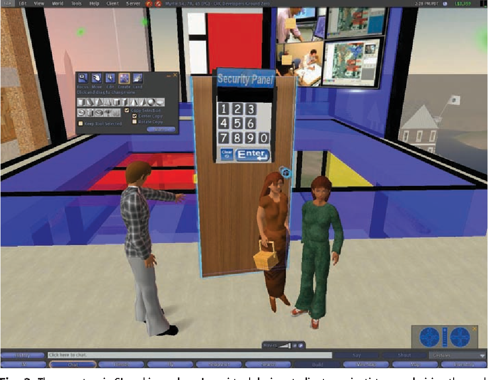 PDF] The scientific research potential of virtual worlds