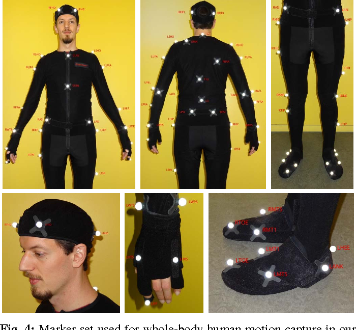 Figure 4 from The KIT whole-body human motion database