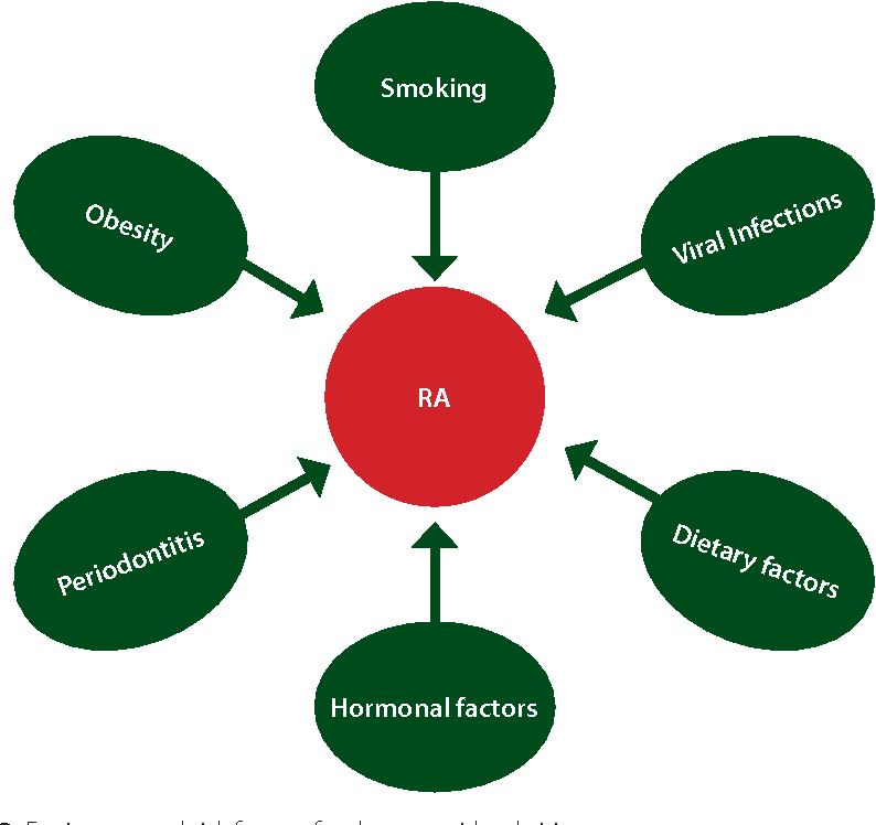 Figure 2 From Pre Rheumatoid Arthritis And Its Prevention Semantic Scholar