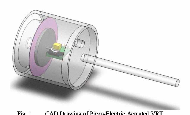 Figure 1 from Propulsion systems for micro-Autonomous