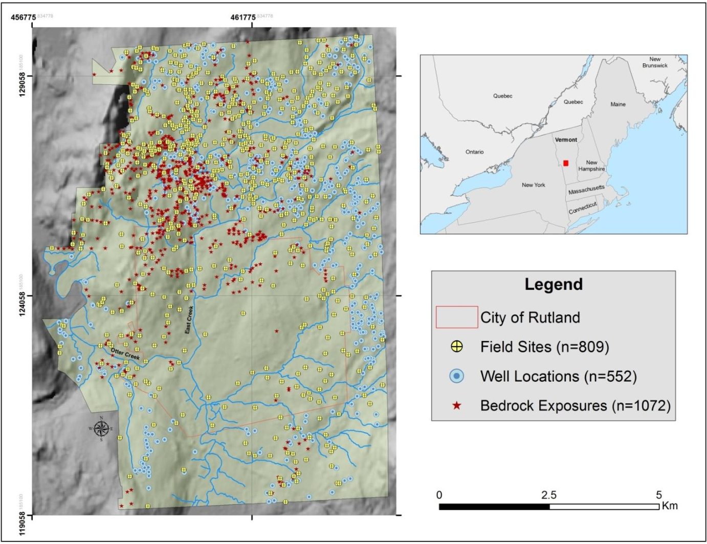Figure 1 from A Geographic Information Systems (GIS)-Based ...