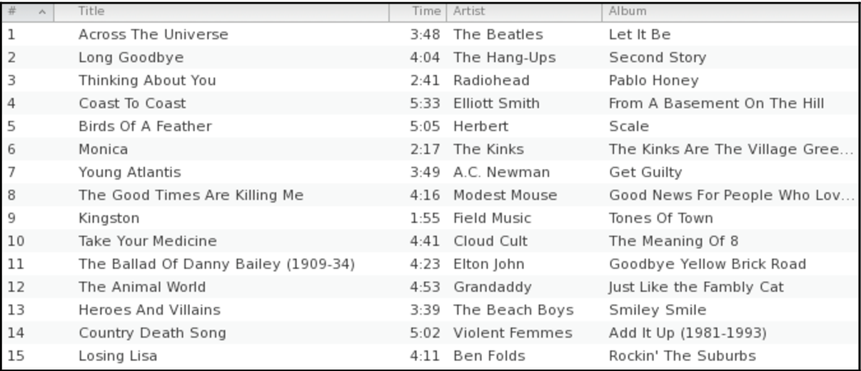 PDF] Automatic Playlist Generation and Music Library