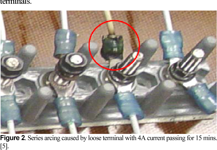 Failure mechanisms of legacy aircraft wiring and ... on