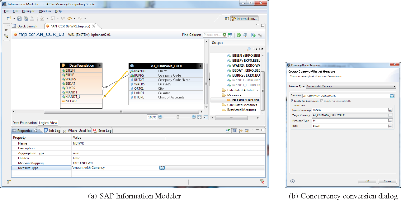 Figure 3 from SAP HANA database: data management for modern