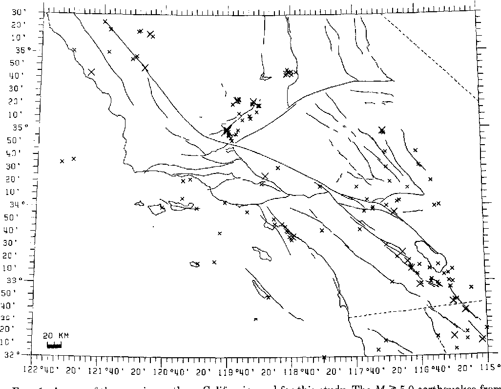 Pdf Foreshocks And Time Dependent Earthquake Hazard Assessment In Southern California Semantic Scholar