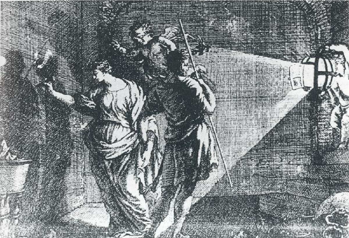 Caravaggios Pitiful Relics